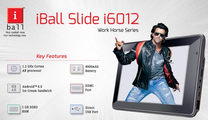 IBall i6012