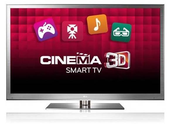 LG 72LM9500 Cinema 3D TV