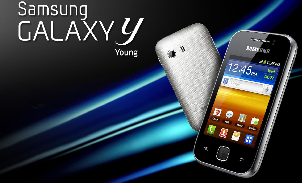 Samsung Galaxy Y Plus and Galaxy Young, Now Out for Grabs