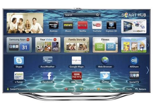 Samsung Series 8 UA55ES8000