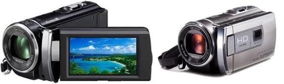 Sony HDR PJ200E