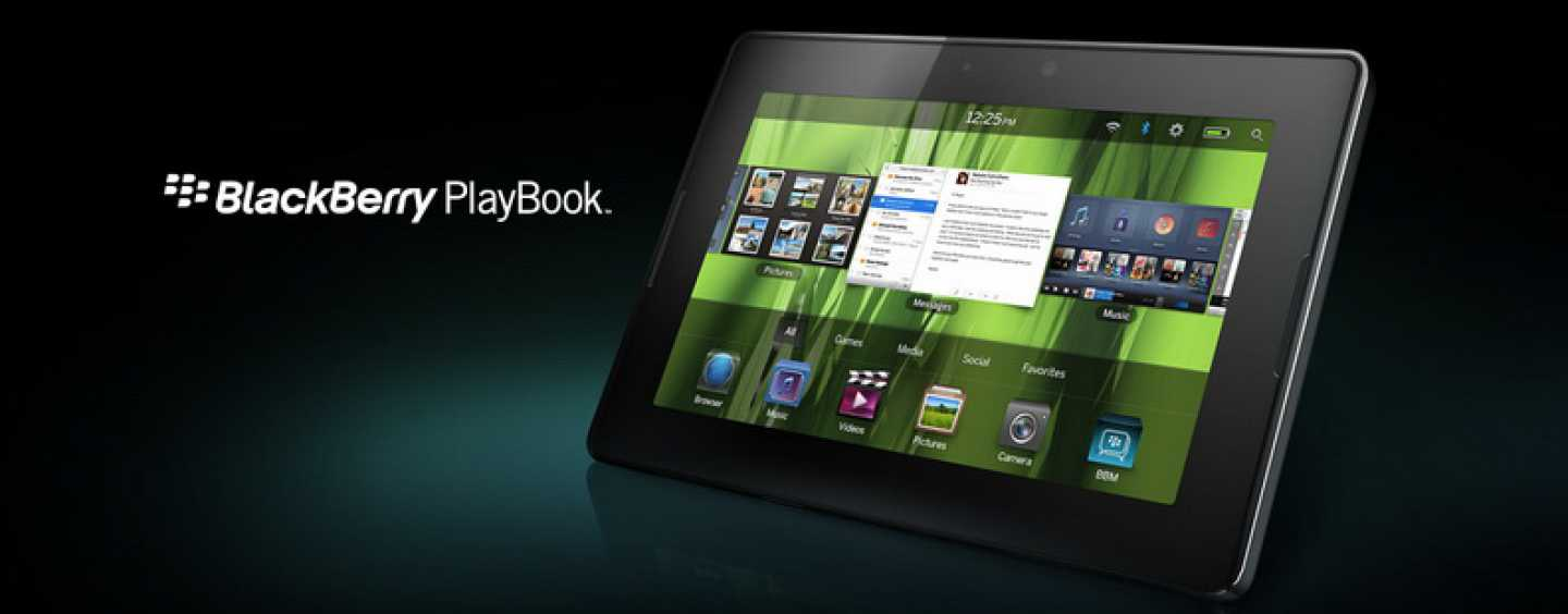 BlackBerry PlayBook 16GB – Why You Should Be Having One?