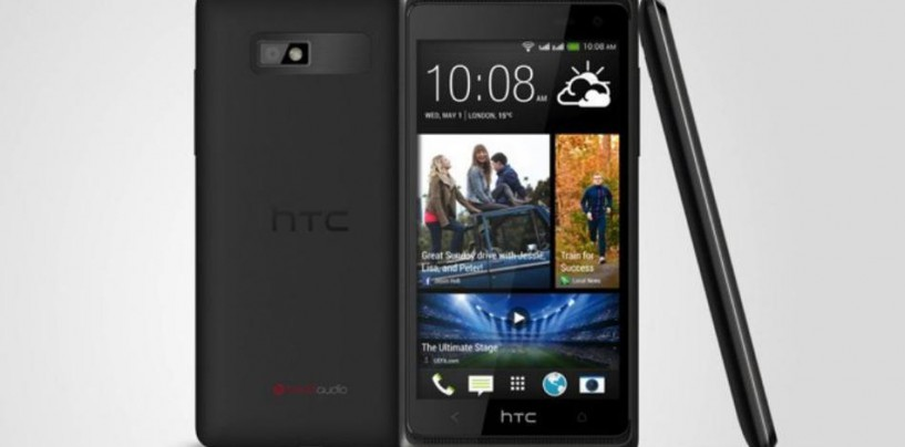The Brand New HTC Desire 600 with Dual-SIM Support