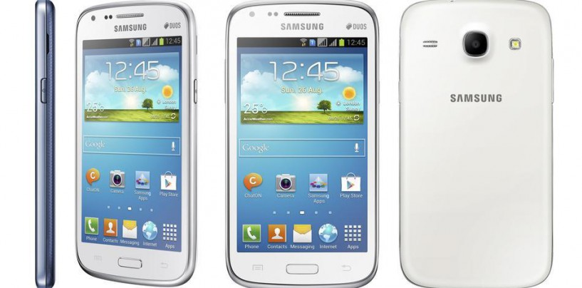 Samsung Galaxy Core –  Wait for this one if you wish to buy a Samsung phone on a budget!!