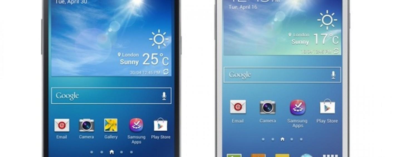 The Brand New Samsung Galaxy Mega Series