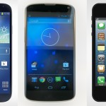 Samsung Galaxy S4, Google Nexus 4 or iPhone 5?