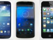 Samsung Galaxy S4, Google Nexus 4 or iPhone 5?