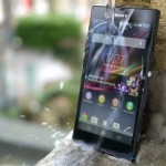 The Sony Xperia Z successor on its way