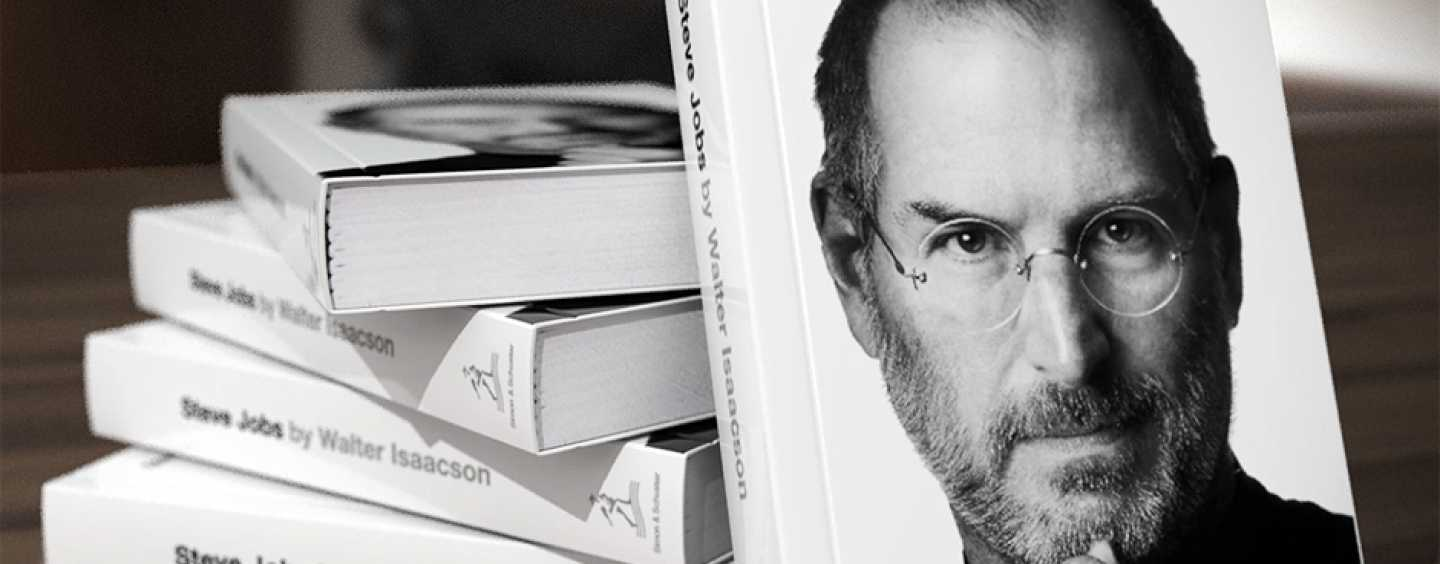 Steve Jobs by Walter Isaacson -a Must Have on your book shelf
