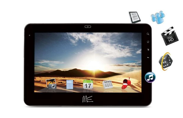 HCL ME U2 Tablet