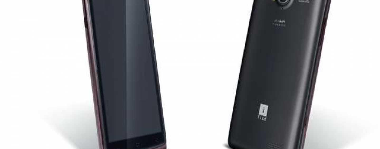 The Brand New iBall Andi 4.7G Cobalt