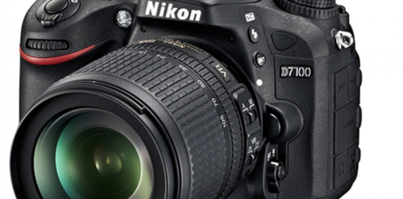 Nikon D7100 – Powerful Camera fitted in a compact lightweight body
