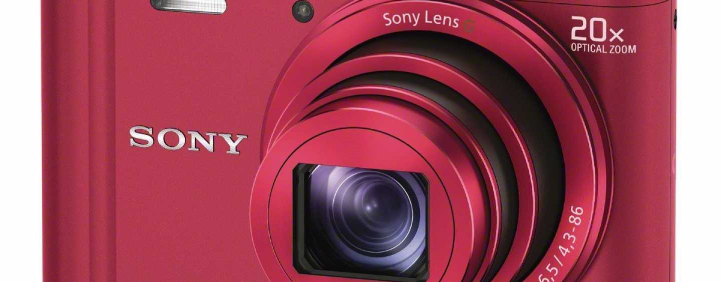 Sony Cybershot DSC-WX300 – Pocketable yet Highly Powerful