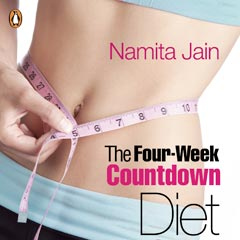 The Four-week Countdown Diet by Namita Jain