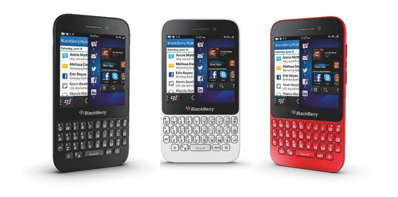 Reliable and Affordable Blackberry Q5 – User Friendly Mobile Phone at a Budget Price