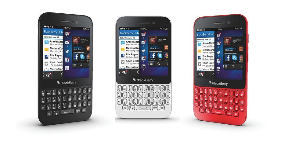 BlackBerry-Q5