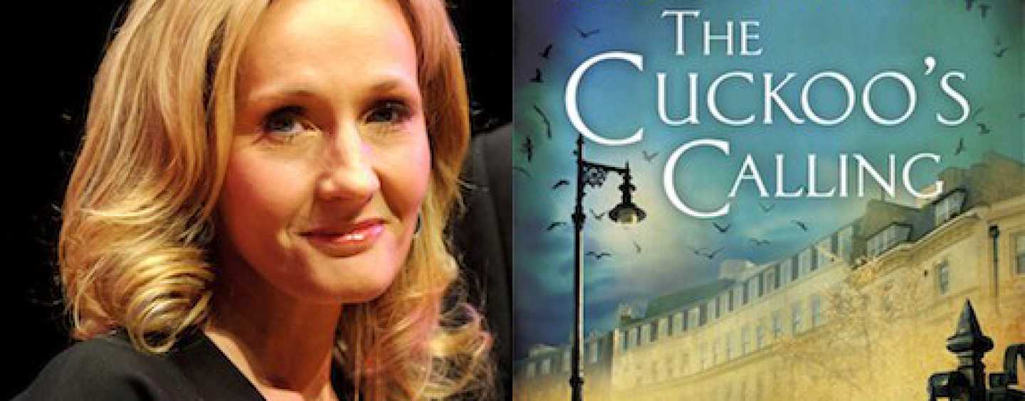 The Cuckoo's Calling – Rave Reviews for a 'Debut' writer!! Any guesses?