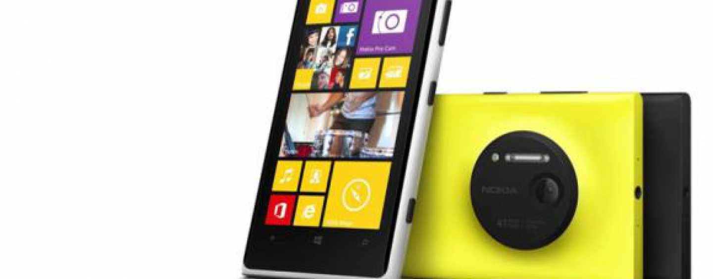 NOKIA LUMIA 1020 – Is it the best?