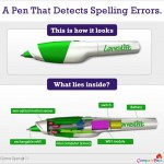 Lernstift – The Pen That Can Detect Spelling Errors
