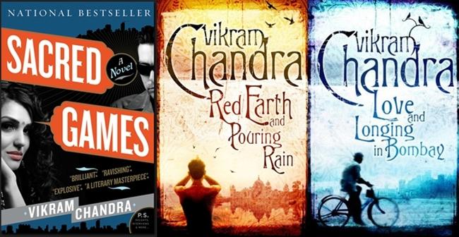 Vikram Chandra Books