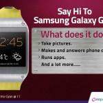 Samsung Galaxy Gear – Apprehensively Impressive!!