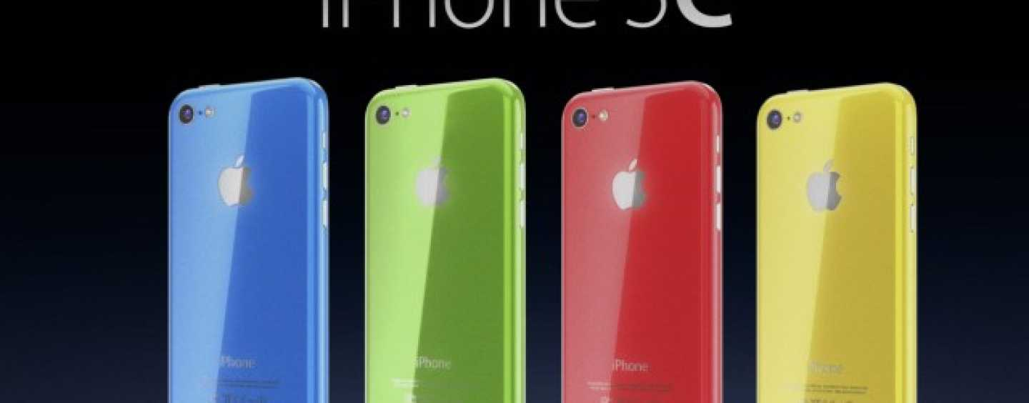 iPhone 5c – Affordable Yet Classy