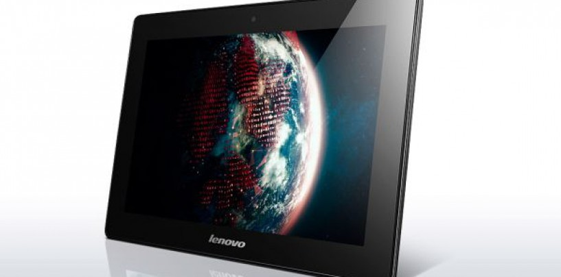 IdeaTab S6000 – Lenovo's Top notch Android tablet