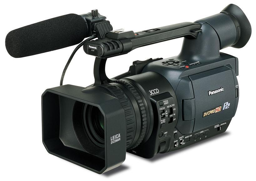 Panasonic Video Cameras