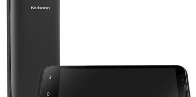 Karbonn's upcoming smart phone: 5-inch Full HD Titanium X