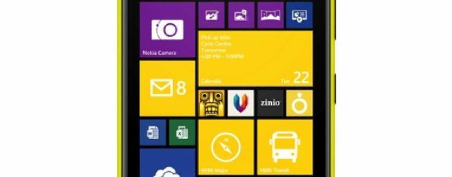 Nokia likely to Launch Lumia 1520 and Lumia 1320 Phablets in India on December 16