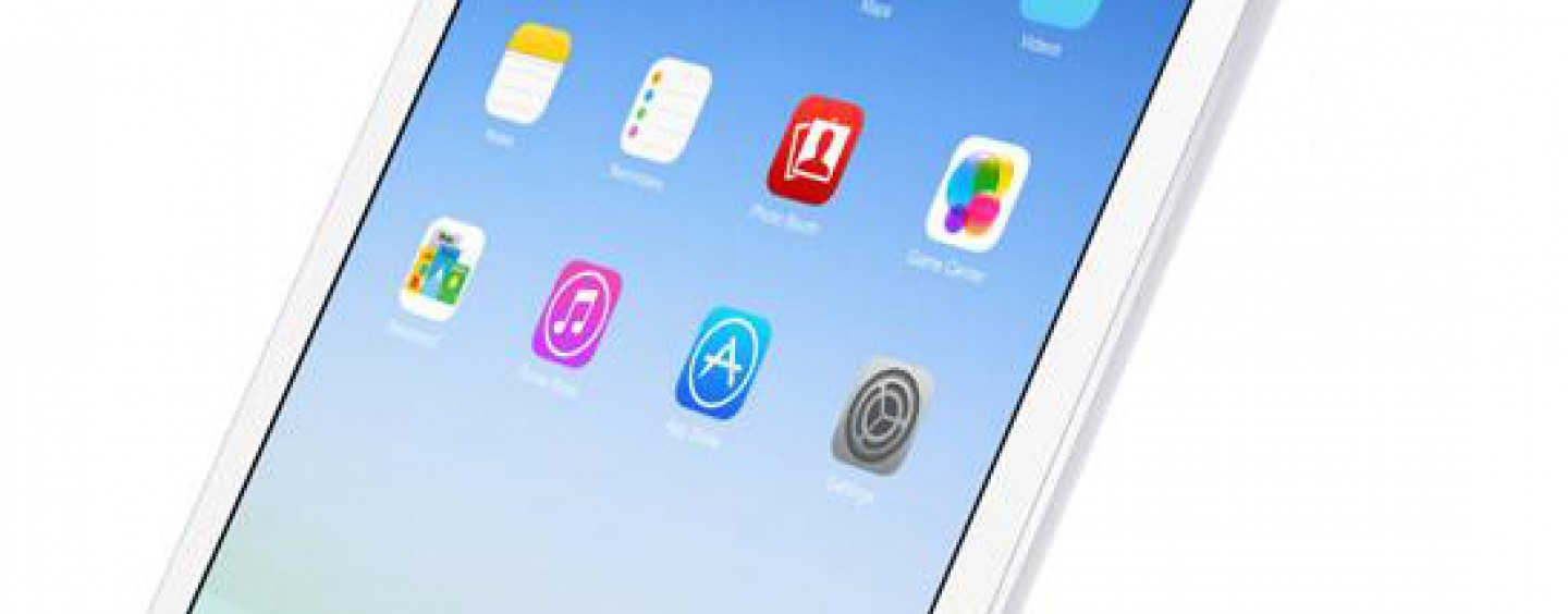 iPad Air & iPad Mini with Retina Display coming to hit the stores in India on Dec 7