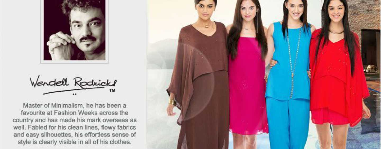 Jabong Introduces India's Top Designers Collection at Guilt Free Prices