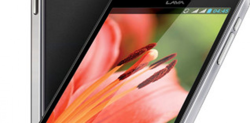 Lava Iris Pro 30 Android smartphone launched in India for Rs. 15,999