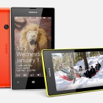 Nokia Lumia 525 and Lumia 1320 Launched in India for Rs. 10,399 and Rs. 23,999 Respectively