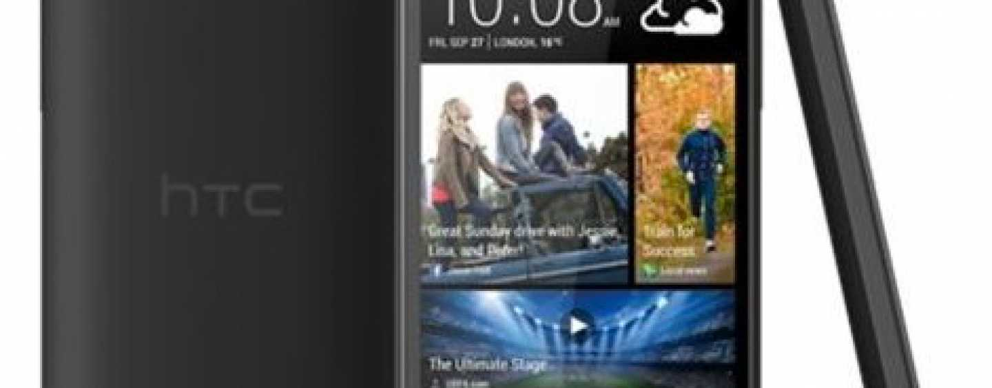 HTC Desire 310 with 1.3GHz Quad-Core MediaTek Processor appears on HTC's European Page