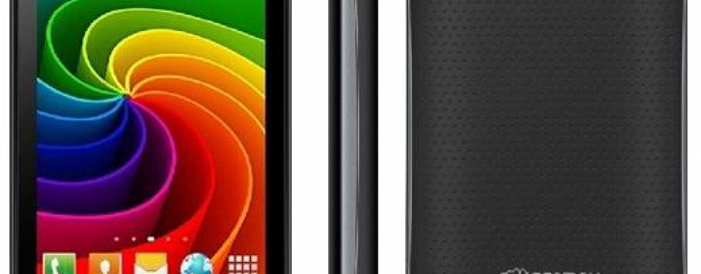 Micromax Bolt A37, A Budget Smartphone Launched in India for Rs. 3999