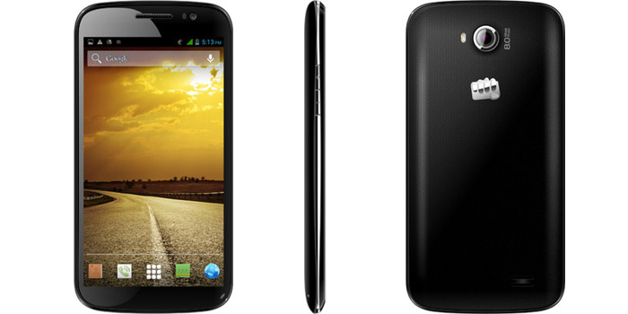 Micromax Canvas Duet 2 EG111 with Quad-Core CPU available