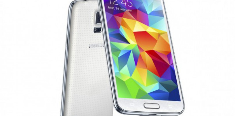Samsung Galaxy S5 unveiled at MWC 2014, to go on sale from 11 April