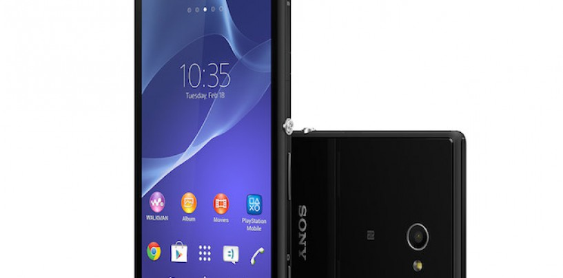 Sony launched Xperia M2 and Xperia Z2 smartphones at MWC 2014