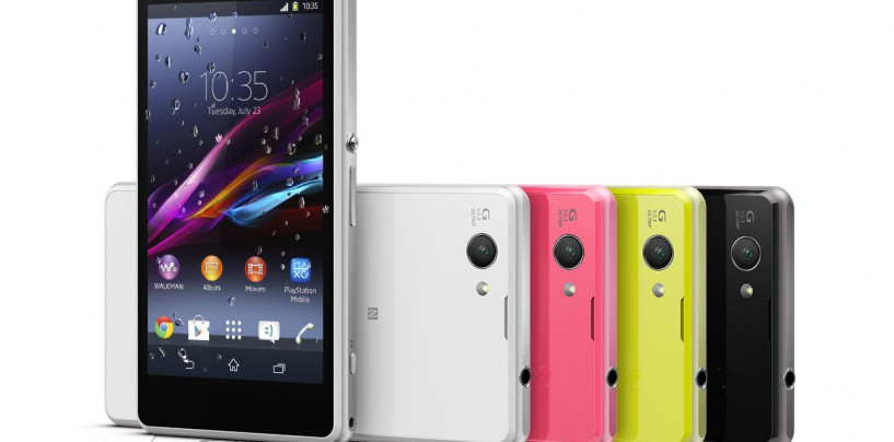 Sony Xperia Z1 Compact, mini variant of Xperia Z1, launched in India for Rs. 36,990