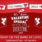 Shop in The Name of Love at Indiatimes Shopping