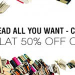 Buy and Read as much as You can– Books Clearance Sale at Flipkart