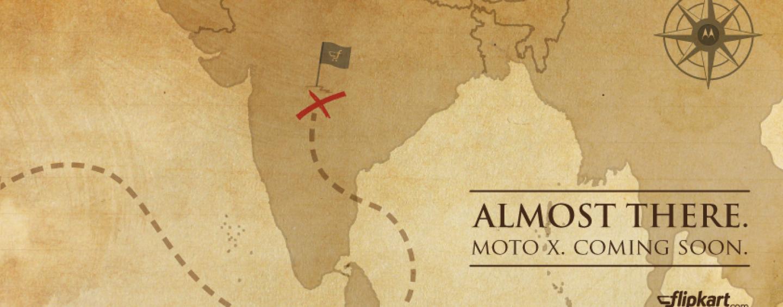 Motorola Moto X coming soon to India via Flipkart.com