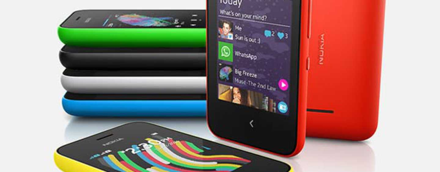 Nokia Asha 230 Dual SIM with Fastlane UI now available in India for Rs. 3,449