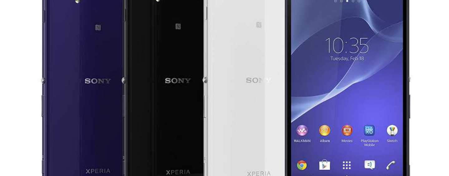 Sony Xperia T2 Ultra Dual with 6-inch HD display launched in India for Rs. 25,990