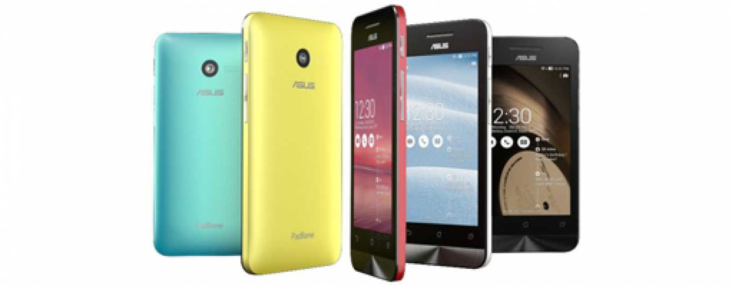 Three new ZenFone series smartphones launched by Asus in South-east Asia
