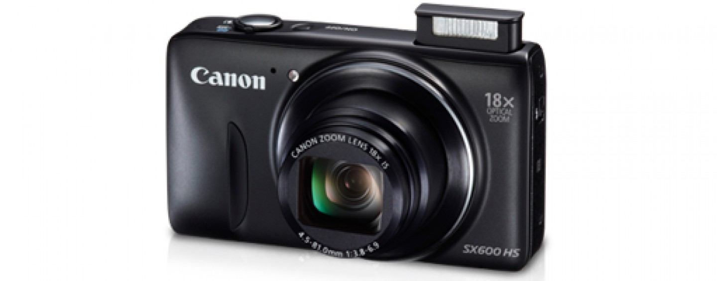 New Power Shot Digital Camera from Canon