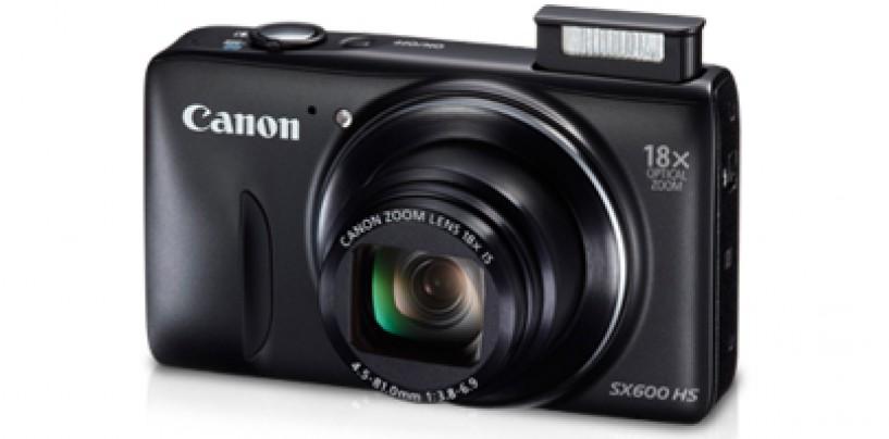 New Power Shot Digital Camera from Canon
