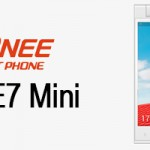 Gionee Elife E7 Mini octa-core smartphone listed online in India at Rs. 18,400