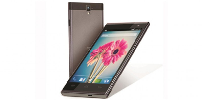 Lava Iris 504Q+ smartphone with 5-inch display and 10MP camera launched at Rs. 13,990